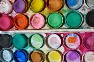 いろんな色